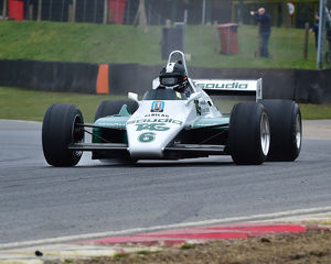 CM22 7530 Tommy Dreelan, Williams FW08