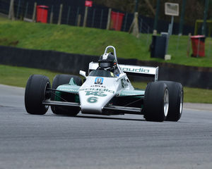 CM22 7536 Tommy Dreelan, Williams FW08