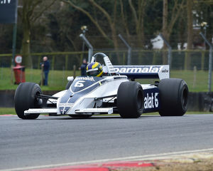 CM22 7538 James Hanson, Brabham BT49C