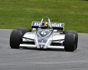 CM22 7572 James Hanson, Brabham BT49C