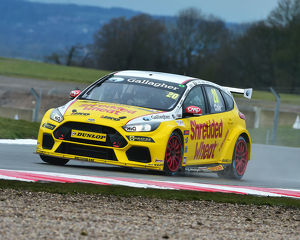 CM22 8519 James Cole, Ford Focus RS