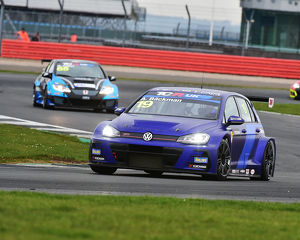 CM22 9957 Andreas Backman, Volkswagen Golf GTi TCR