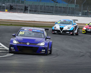 CM22 9998 Andreas Backman, Volkswagen Golf GTi TCR