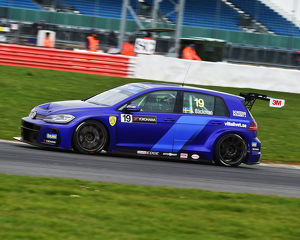CM23 0102 Andreas Backman, Volkswagen Golf GTi TCR
