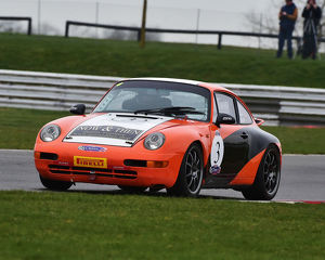 CM23 0418 Richard Ellis, Porsche 993 C2