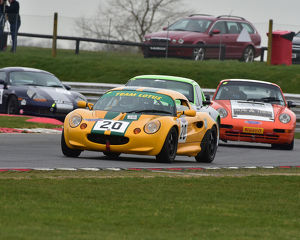 CM23 0458 David Sharp, Lotus Elise S1