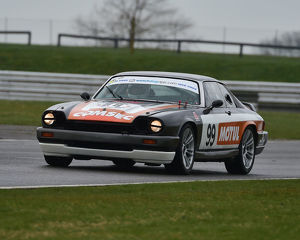 CM23 0510 James Ramm, Jaguar XJS, winner