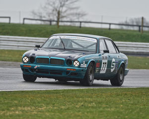 CM23 0513 Adam Powderham, Jaguar XJR