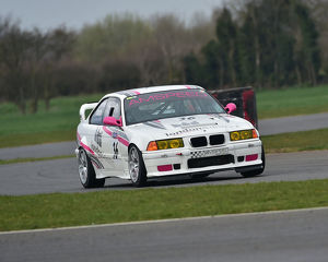 CM23 0582 Mark Smith, BMW M3 Evo E36, winner