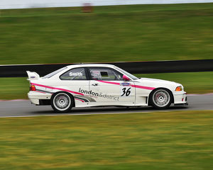 CM23 0660 Mark Smith, BMW M3 Evo E36, winner