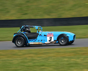 CM23 0850 Paul Lewis, Darren Burke, Caterham Supersport