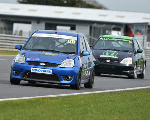 CM23 0981 William Lynch, Ford Fiesta ST