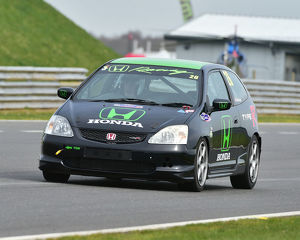CM23 0982 Chris Earle, Honda Civic Type R