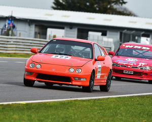 CM23 0999 Tom Griffiths, Honda Integra