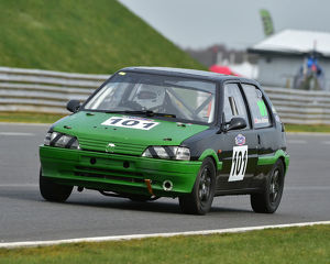CM23 1002 Stephen Johnson, Peugeot 106