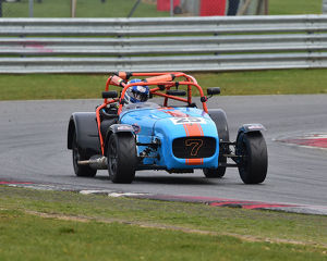 CM23 1051 Matthew Drew, Caterham Supersport