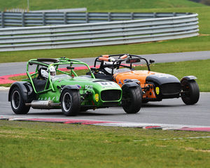 CM23 1055 Caterham R300, Gareth Senior, Caterham Supersport