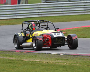 CM23 1059 Peter Hargroves, Caterham Superlight R