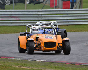 CM23 1066 Peter French, Caterham Superlight