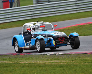 CM23 1082 Chris Taylor, Mel Taylor, Caterham Supersport