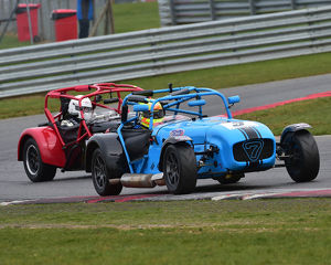 CM23 1118 Paul Lewis, Darren Burke, Caterham Supersport