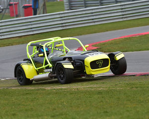CM23 1123 Kevin Williams, Caterham CSR