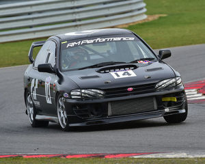 CM23 1244 Richard Senter, Karen Phillips, Subar Impreza WRX
