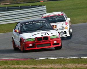 CM23 1271 Matthew Johnson, Gavin Dunn, BMW M3 E36