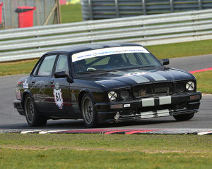 CM23 1303 Paul Greenham, Jaguar XJ40