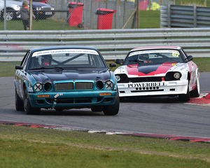 CM23 1306 Adam Powderham, Jaguar XJR
