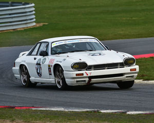 CM23 1352 Richard Coppock, Jaguar XJS