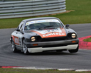 CM23 1376 James Ramm, Jaguar XJS