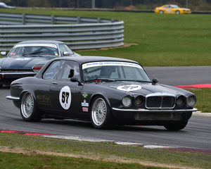 CM23 1390 David Bye, Jaguar XJ6 Coupe