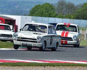 CM23 2432 Justin Law, John McGurk, Ford Lotus Cortina