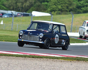 CM23 2480 Mark Burnett, Austin Mini Cooper S