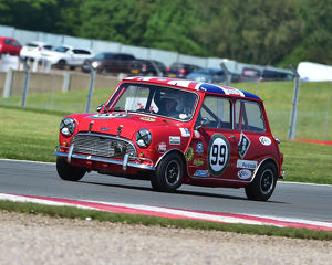 CM23 2484 Kevin O'Connor, Austin Mini Cooper S