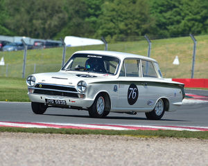 CM23 2493 Justin Law, John McGurk, Ford Lotus Cortina