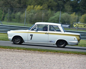 CM23 2503 Steve Soper, Ford Lotus Cortina