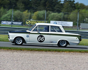 CM23 2505 Viggo Lund, Ford Lotus Cortina