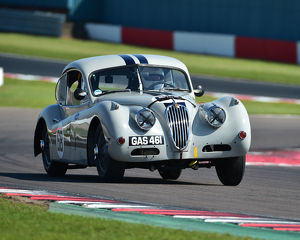 CM23 2589 Marc Gordon, Read Gomm, Jaguar XK140 FHC