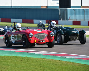 CM23 2640 Nick Matthews, Austin Healey 100-4, Martyn Corfield, Eddie Williams, Frazer