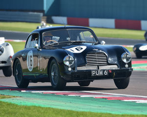 CM23 2644 Chris Jolly, Aston Martin DB2
