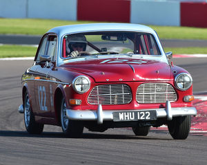 CM23 2941 David H Jones, Tony Shirtcliffe, Volvo Amazon