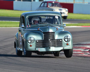 CM23 2944 Julian Crossley, Jowett Javelin