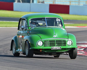 CM23 2949 Paul Alcock, Mark Daniell, Morris Minor Lowlight