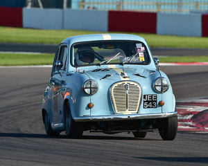 CM23 2956 Chris Pearson, Richard Fores, Austin A35 Speedwell