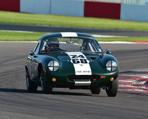 CM23 2957 Marc Gordon, Lotus Elite