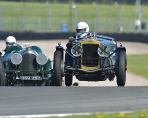 CM23 3329 Charles Gillett, Eddie Williams, Frazer Nash Super Sports