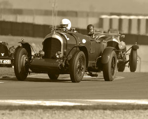 CM23 3416 James Morley, Bentley 3:4½