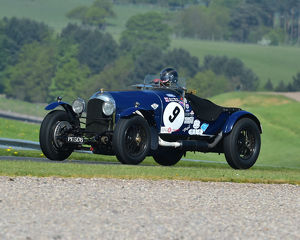 CM23 3475 Richard Hudson, Stuart Morley, Bentley 3:4½